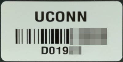 UConn Tag Example 1